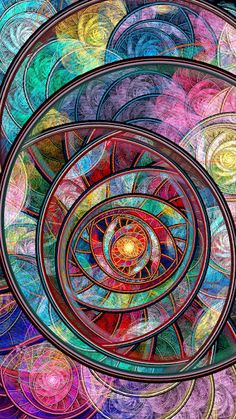 """Art is man's nature; nature is God's art. Illusion Art, Visionary Art, Psychedelic Art, Fractal Art, Sacred Geometry, Unique Art, Amazing Art, Fantasy Art, Artwork"