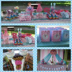 Dora ballerina birthday.. #party #doraparty #dorabirthday