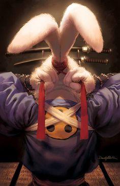 BEST ART EVER (THIS WEEK)--Usagi Yojimbo by Dzulfeqar Nasir