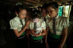 Thai dancers - Vietnam