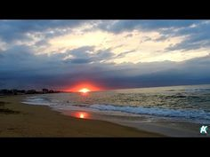 Relax and Sleep: Nature Ocean sounds to beat Insomnia. Deep Relaxation and Meditation - YouTube