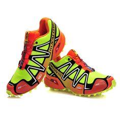 RSS Product Feed :: Chaussures Trail Salomon Running Speedcross 3 Cs Jaune Rose…