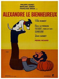 ALEXANDRE LE BIENHEUREUX / Philippe Noiret