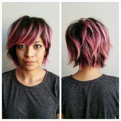 Short Textured Haircut