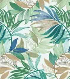 Outdoor Fabric- Solarium Oasis Chambray