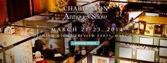 Charleston Antiques Show #chs