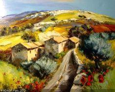 Само за ценители :: Нагласа за радост и настроение с картините на художника Michel Vezinet