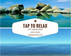 Are you finding it difficult to manage stress in your life? Would you like to release stress, and have a better understanding of how stress affects your body? Try our Tap to Relax EFT Workshop with Simone! Join us this Thursday from 7-8:30PM at Prema Health. Please call 403.243.4040 to register! Bring a friend for free!!  #YYC #Calgary #YYCHealth #EFT #TapToRelax
