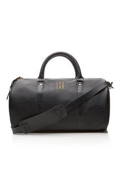 I need new luggage Clare Vivier Duffle Bag with monogram for Davison Davison Santo Domingo Fashion Shoes, Fashion Accessories, Girl Fashion, Clare Vivier, Leather Duffle Bag, Mode Inspiration, My Bags, Purses, My Style