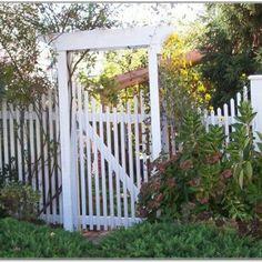 Garden Gates Wooden                                                       …