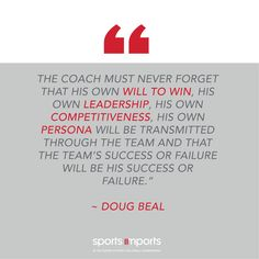 Words of wisdom from the great Doug Beal. Outdoor Volleyball Net, Volleyball Equipment, Volleyball Motivation, Team Success, Leadership, Motivational, Wisdom, Words, Quotes