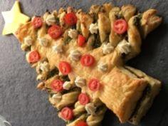 Make and share this Pesto-Stuffed Christmas Tree recipe from Food.com.