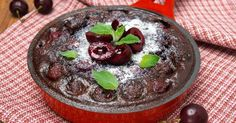 Chocolate makes everything better, and this cake is no exception. Enjoy the perfect combination of decadent chocolate and sweet cherry. Chocolate Cherry Cake, Decadent Chocolate, How To Make Chocolate, Cookie Desserts, Fun Desserts, Sweet Cherries, Pie Cake, Cookies Et Biscuits, Summer Recipes