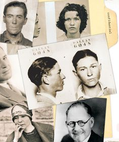 Tracing a trail through Texas' lawless past yields tales of Bonnie and Clyde and other early-century swindlers, safecrackers, rum-runners and train robbers.