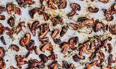 How To Make Mushrooms That Taste Like Bacon Bits