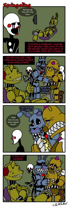 Springaling 74: Another *THUD* useless fact by Negaduck9.deviantart.com on @DeviantArt