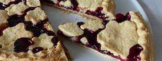 Crostata di Visciole ou Tarte à la griotte - Croquant Fondant Gourmand