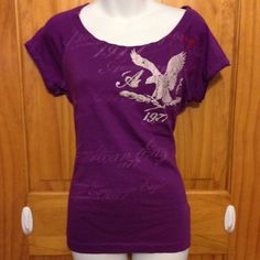 #AMERICAN EAGLE  Women's  Graphic T-Shirt Size XL #TRENDY #fashion #AmericanEagleOutfitters #GraphicTee