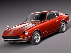 1969 Datsun 240Z Maintenance of old vehicles: the material for new cogs/casters/gears/pads could be cast polyamide which I (Cast polyamide) can produce