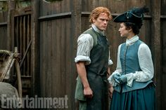 Outlander: More new photos and scoop from season 3