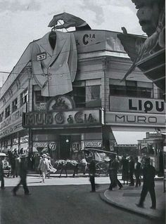 Buenos Aires, 1930's