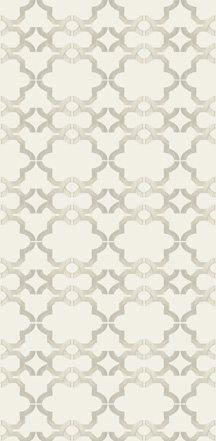 Acorn Gate Wallpaper in Ivory design by Kreme