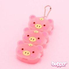 Kawaii Pig Pill Box