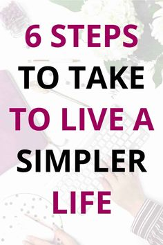 The journey toward simple living can be a long one, and sometimes seems impossible. Today I'm breaking it down with just a few simple steps you can take! Save My Money, I Have Forgotten, Declutter Your Home, Budget Fashion, Mindful Living, Simple Living, Self Improvement, Minimalism, Journey