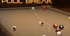Pool Break is a suite of games featuring several variations of Pool Snooker Billiards Crokinole and Carrom games. The full screen 3D graphics are spectacular and the physics are realistic and accurate. Whether you play against the computer or against other Android iPhone or iPad users online the action is smooth and fast paced! Ready for some realistic pool action? With a ton of games and lots of fast paced action Pool Break will keep the most seasoned pro playing well into the night. Its…