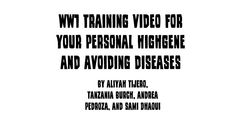 Personal Hygiene and Diseases in the Trenches
