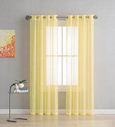 inch dp total grommet beautiful size amazon sheer long material com semi wide curtains pieces