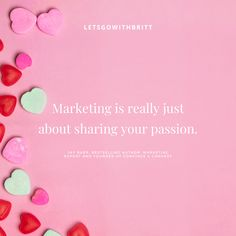 Marketing is really just about sharing your passion. Email Marketing Campaign, Marketing Ideas, Marketing Tools, Marketing And Advertising, Social Media Marketing, Digital Marketing, Internet Marketing, Social Media Images, Personalized Stationery