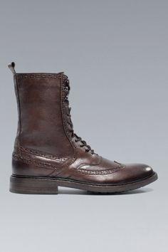 Beautiful boots from ZARA