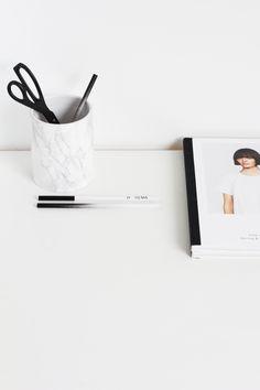 Interior Design - Attention to Details (MyDubio | DIY Ombre Pencils)