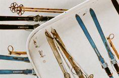 Christmas ski Ski, Tableware, Christmas, Xmas, Dinnerware, Tablewares, Navidad, Skiing, Noel