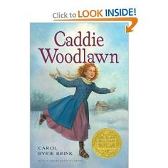 Caddie Woodlawn by Carol Ryrie Brink, has been captivating young readers since and was awarded the John Newbery Medal for the most distinguished contribution to American literature for children. ( I remember reading this book) Newbery Award, Newbery Medal, Great Books, My Books, Amazing Books, Read Aloud Books, Reading Aloud, Reading Time, Reading Nooks