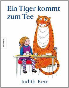 Ein Tiger kommt zum Tee von Judith Kerr http://www.amazon.de/dp/386873452X/ref=cm_sw_r_pi_dp_OKHHvb0XNF44Y