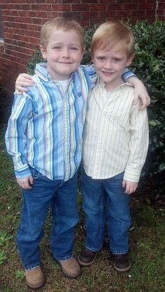 Brendon Jakob and Kaydon Blake