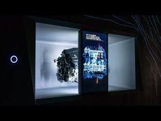 (1) Lexus Dome   Engine Scanning - YouTube Interactive Exhibition, Interactive Walls, Interactive Display, Interactive Installation, Installation Art, Interactive Media, Interaktives Design, Display Design, Booth Design