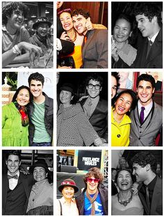 This is absolutely precious!  Darren and his Mom <3