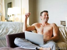You Are Welcome: Scott Foley in Sheets addition | ladies of habit