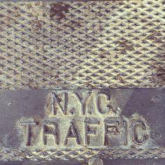 NYC Sidewalks #newyorkcityinspired