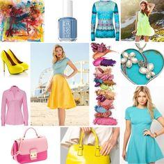 Clear Spring Fashion