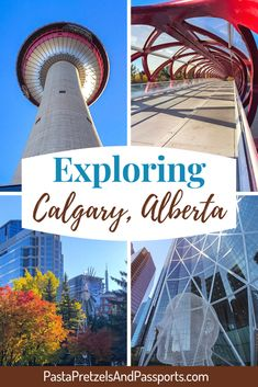 Part 1 of a 4-part series, detailing our Whirlwind Weekend in Alberta. We start with a day of exploring Calgary. Learn all about our family-friendly adventures!