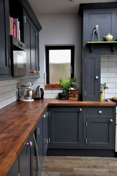 Wood Cabinets For Kitchen - CLICK THE IMAGE for Lots of Kitchen Ideas. #kitchencabinets #kitchens