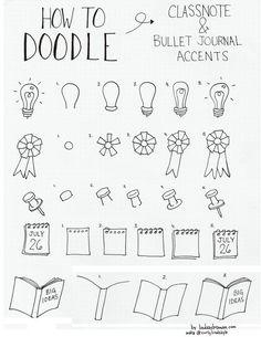 Bullet Journal Accent Doodles