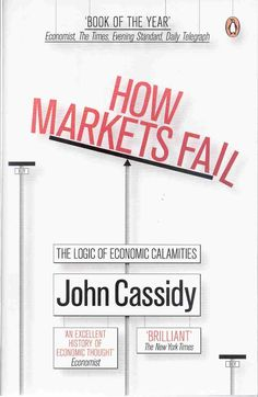 John Cassidy shows that the roots of our most recent financial failure lie not with individuals, but with an idea - the idea that markets are inherently rational. He gives us the big picture behind the financial headlines, tracing the rise and fall of free market ideology from Adam Smith to Milton Friedman and Alan Greenspan.