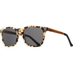 Proof Scout Eco Sunglasses in Snow Tortoise/Polar