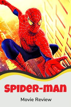 Sam Raimi does an excellent job of showing the hero's pain in the first Spider-Man movie, as well as the pain of others. On its own, it is a very good superhero movie, together with the sequel, it is an absolute masterpiece. | Click on the link for the full movie review Best Comic Books, Comic Book Heroes, Sam Raimi, Movie Plot, Steve Ditko, Romantic Scenes, Marvel Cosplay, Man Movies, Fantasy Movies