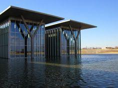 Tadao Ando San Antonio Art Museum